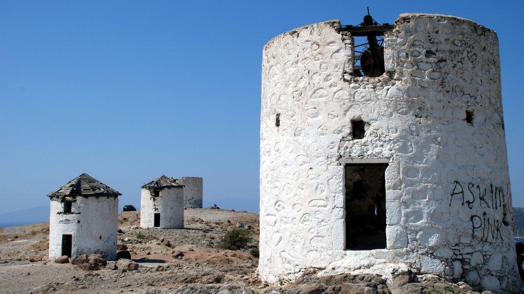 Bodrum Windmills (Yel Değirmenleri)