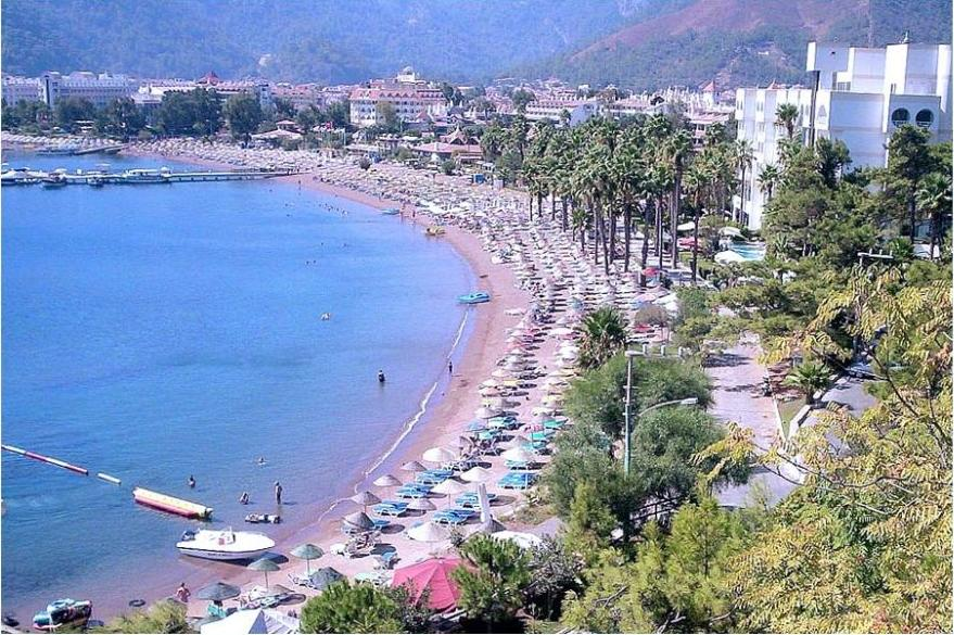 Marmaris Beach (Marmaris Plajları)