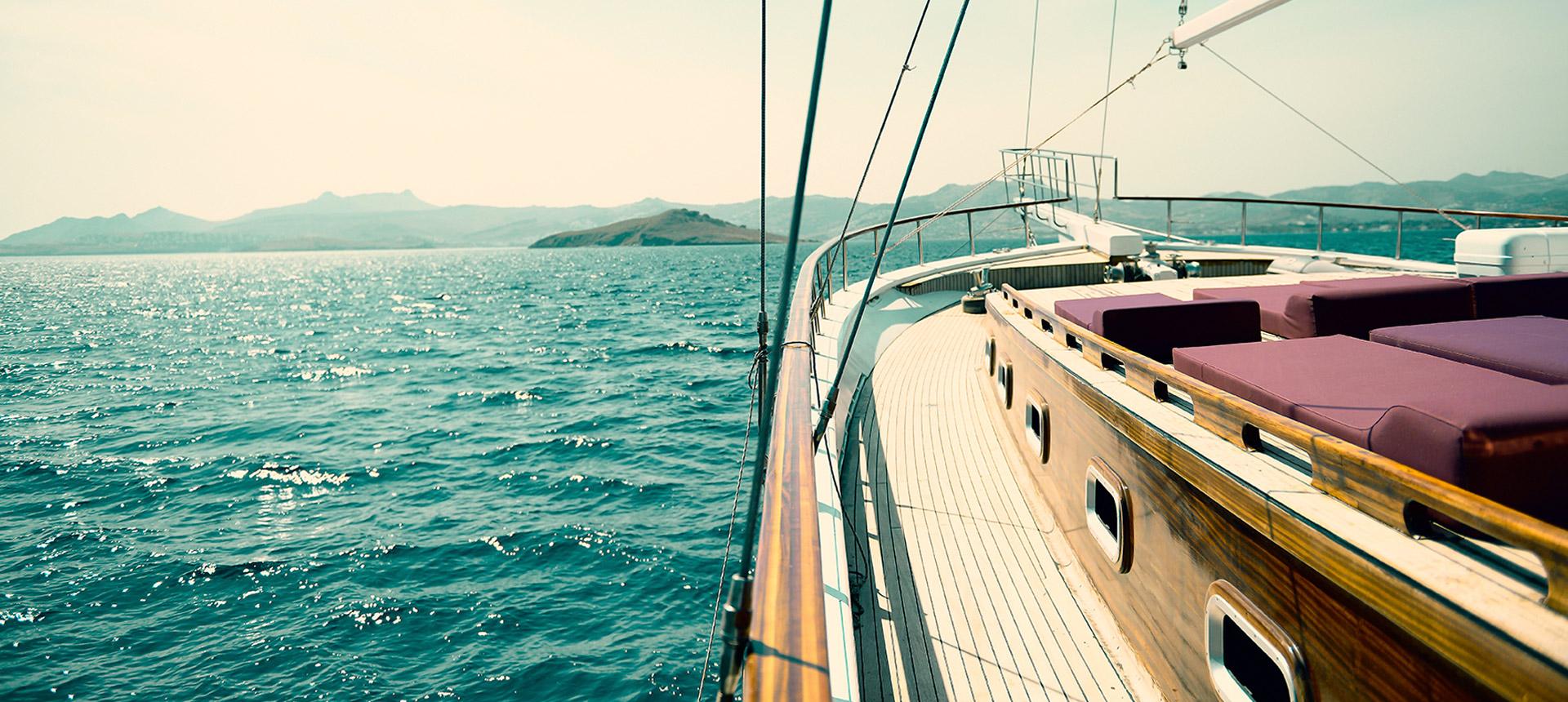 Mavi Yolculuk Turları sırasında yakın Oteller