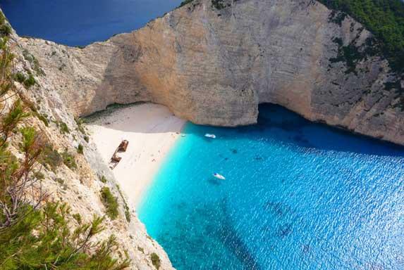 Mavi Yolculuk Yunan Adaları