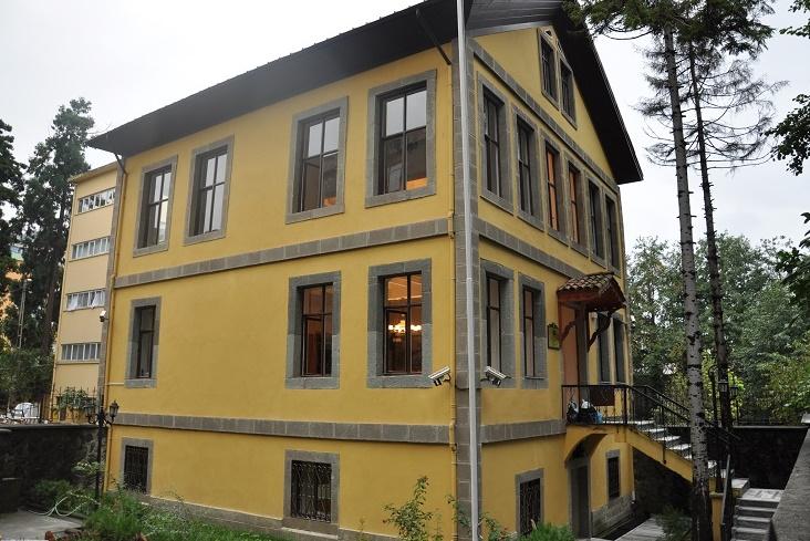 Rize Müzesi (Sarı Ev)