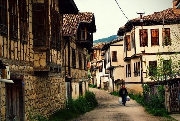 Safranbolu Yoruk köyü