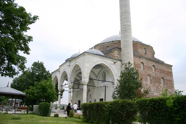Sultan Mustafa Paşa Camii