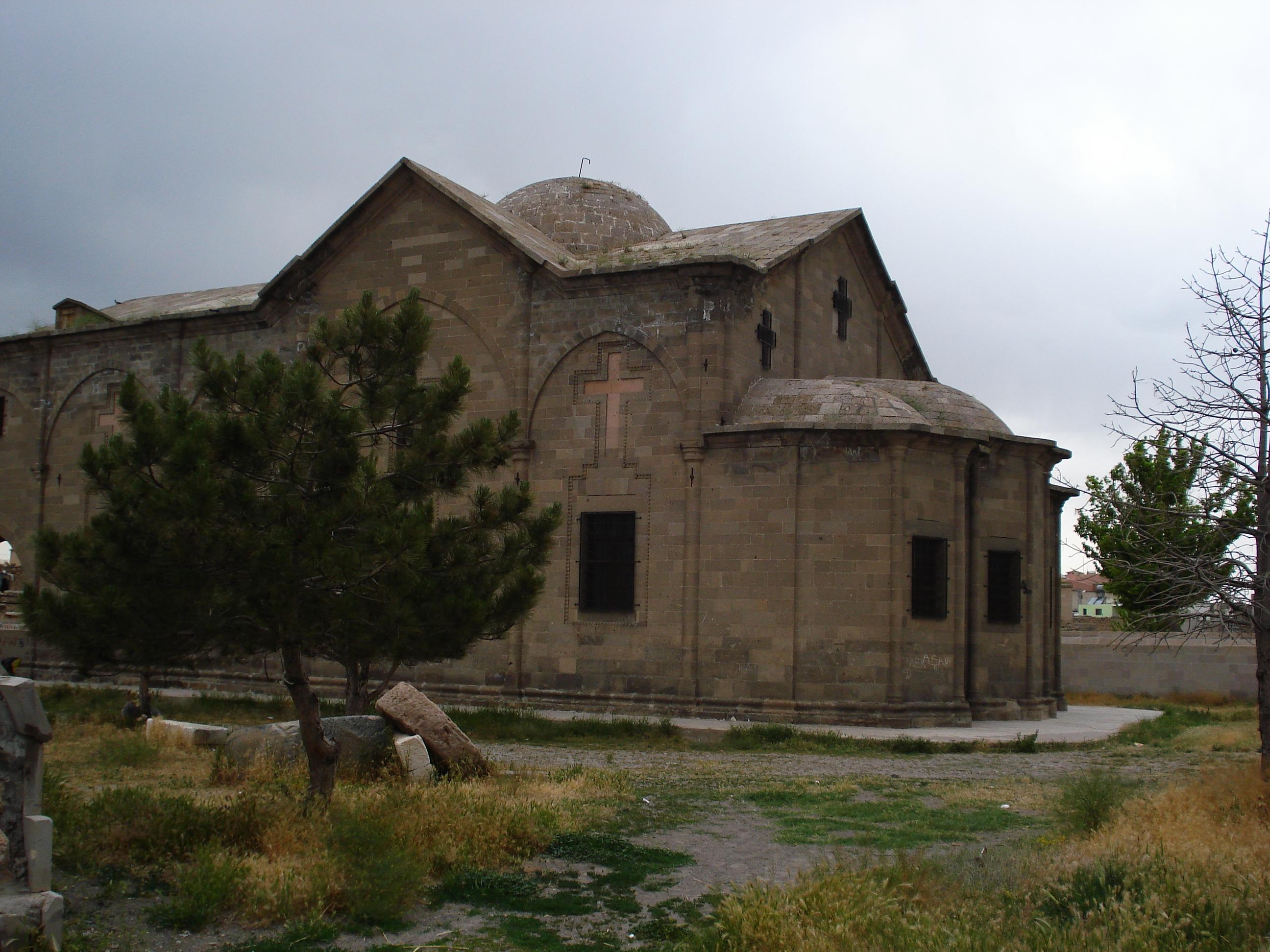 Üzümlü Kilise