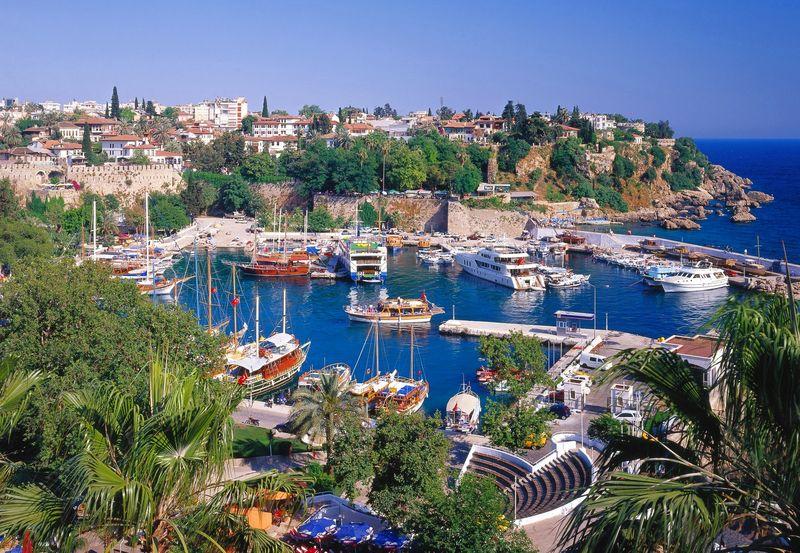 Antalya Otelleri - Otel Fiyatları | Otelcenneti.com