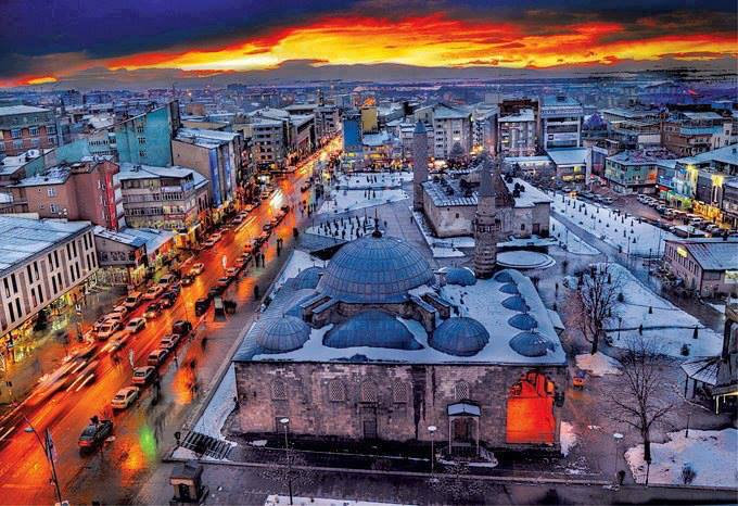Erzurum Nerede Kalınır? - Erzurum İçin Otel Tavsiyeleri | Otelcenneti.com