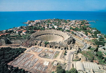 Side Otelleri | Otelcenneti.com