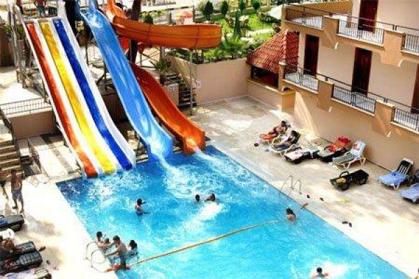 Турция отели 4 цены