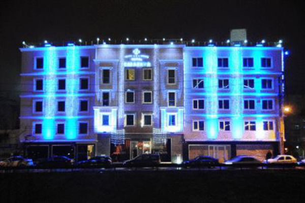 Black Cloud Otel Bursa