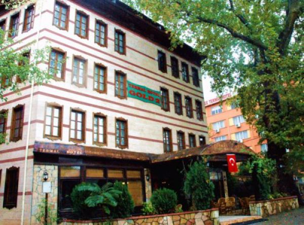 Gold 2 Termal Otel Bursa