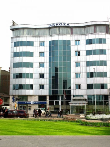 Grand Akkoza Hotel