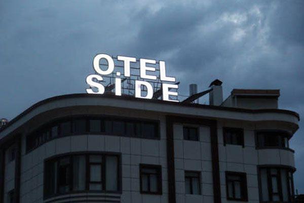 Hotel Side Van