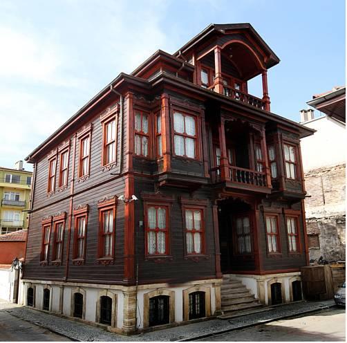 Mihran Hanım Konağı Butik Oteli