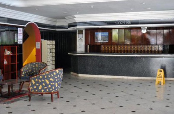 Otel İdaş İçmeler