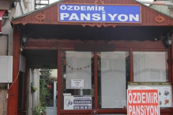 Özdemir Pansiyon Heybeliada