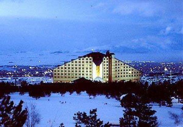 Polat Renaissance Resort Erzurum Fotoğrafları Resimleri