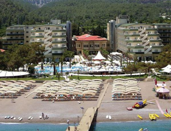 Queens Park Resort Tekirova