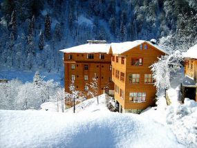 Ayder Yeşil Vadi Otel