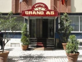 Grand As Hotel İstanbul