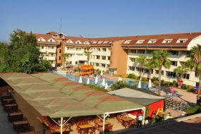 Side Yeşilöz Hotel