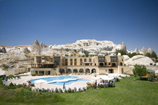 Tourist Hotel & Resort
